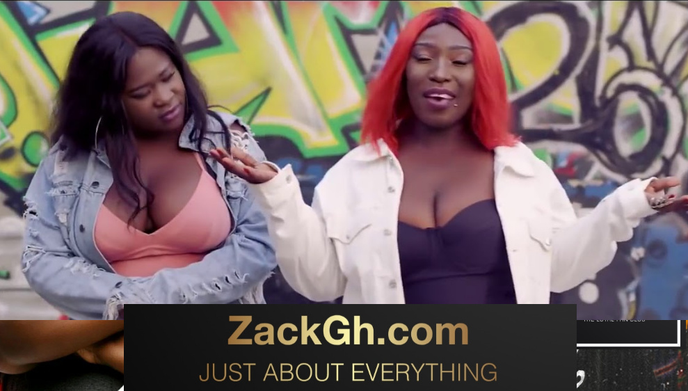 Sista Afia Borrows Sarkodie's Bars To Give Another Reply To Eno