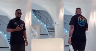 Watch Video: Sarkodie Puts His Luxurious Living Room On Display