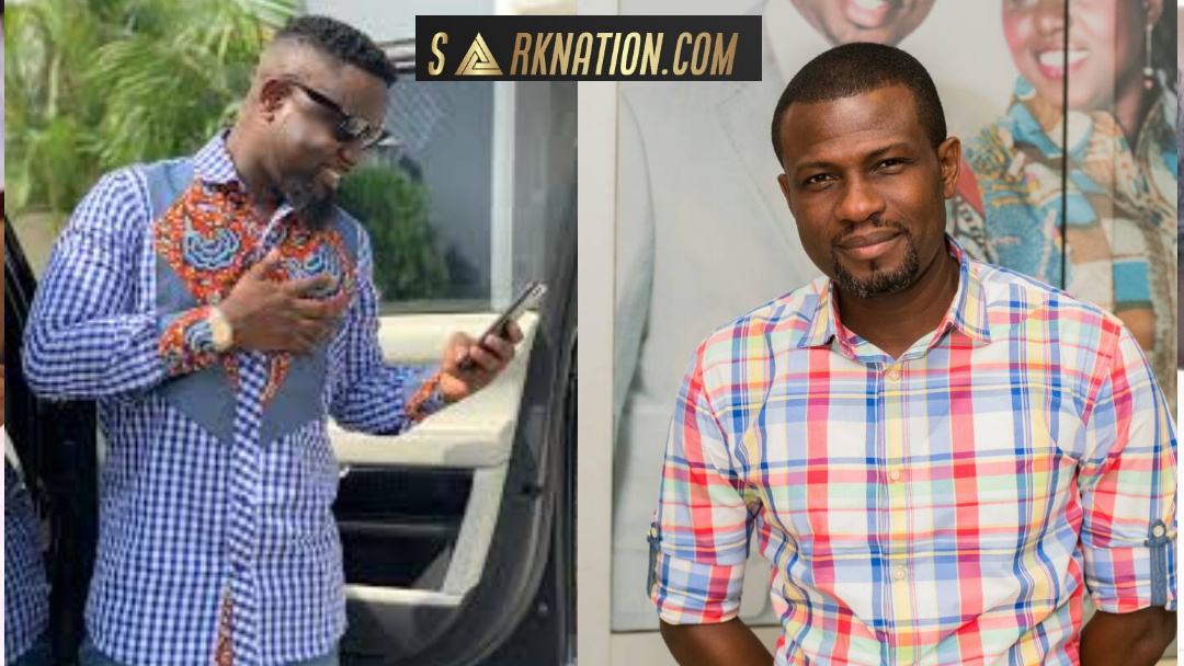 Okraku Mantey Thanks Sarkodie For The 500 Pounds He Gave Him