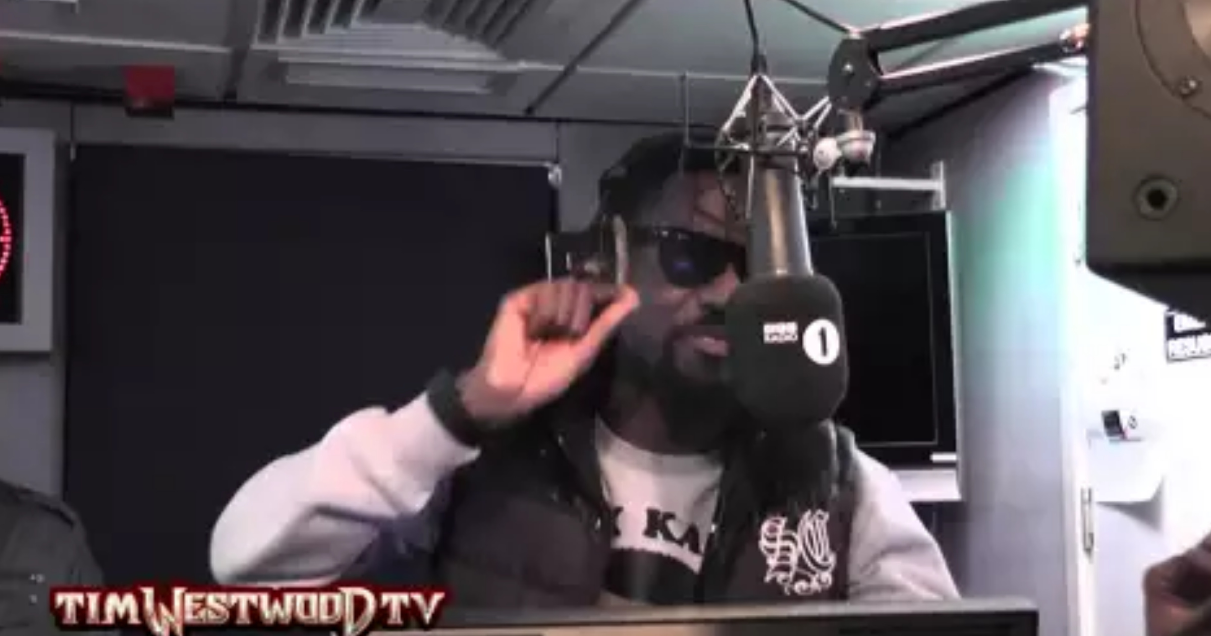 Sarkodie's Freestyle that shocked American Tim Westwood