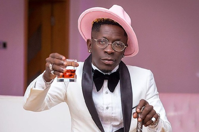 Shatta Wale Reveals Why He Loves To Flaunt His Wealth