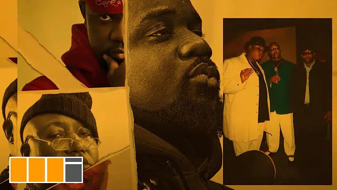 Sarkodie - CEO Flow feat. E-40 (Official Video)