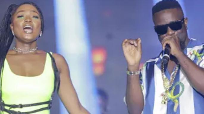 Sarkodie - Performs 'Lucky' & 'Saara' at Black Love Virtual Concert