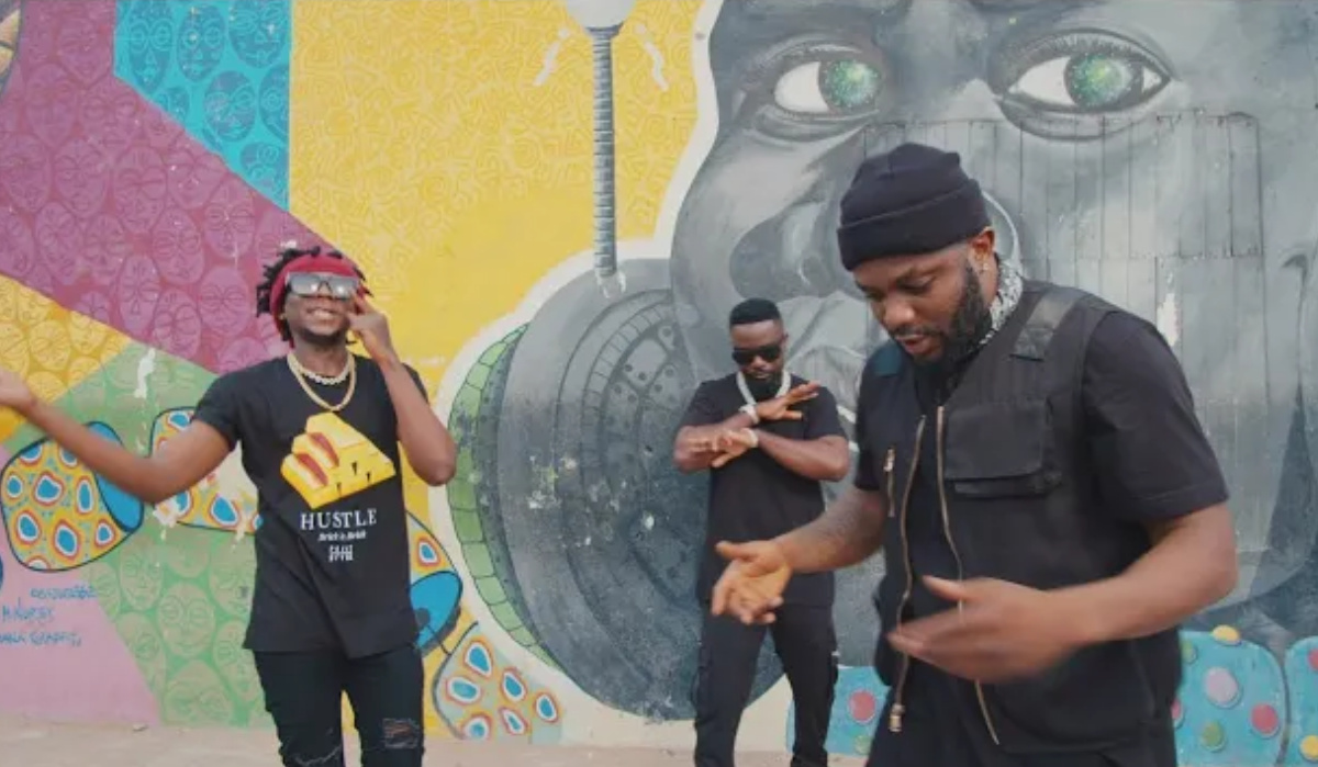 R2Bees - Yawa (feat. Sarkodie) | Official Video