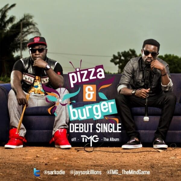 Jayso and Sarkodie - Pizza & Burger [Official Music Video]