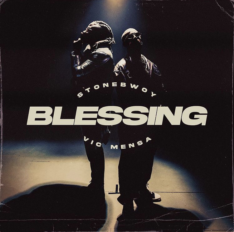 Stonebowy - Blessing Ft Vic Mensa (Prod By Kaywa)