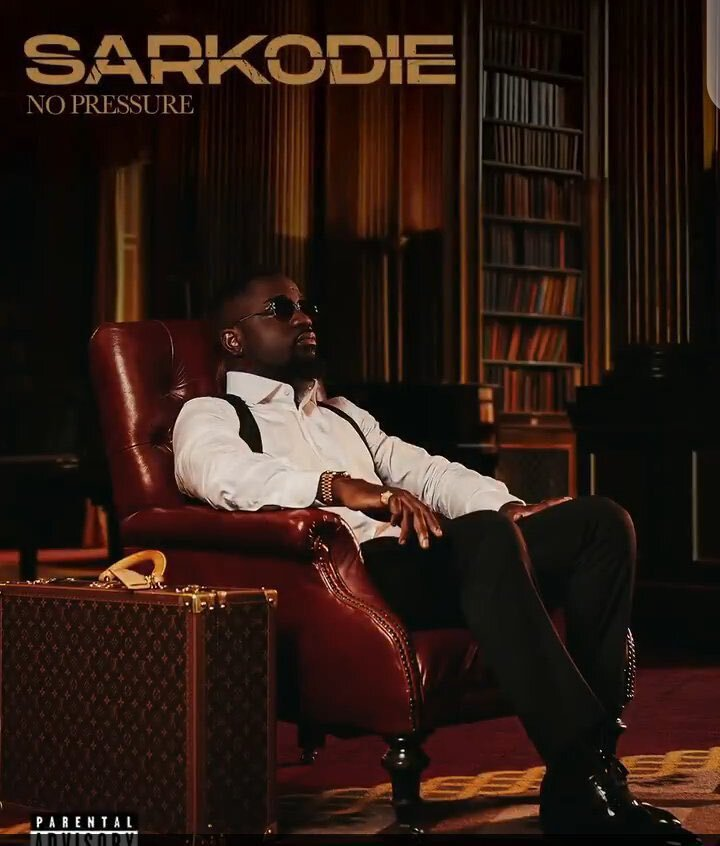 "Sarkodie Sets Date To Release New Album ""No Pressure"""