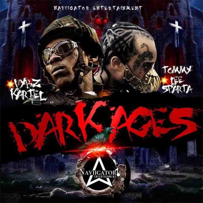 Tommy Lee Sparta - Dark Ages Ft Vybz Kartel