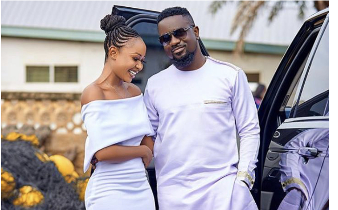 Sarkodie Pleads With The Law To Pardon Akuapem Poloo