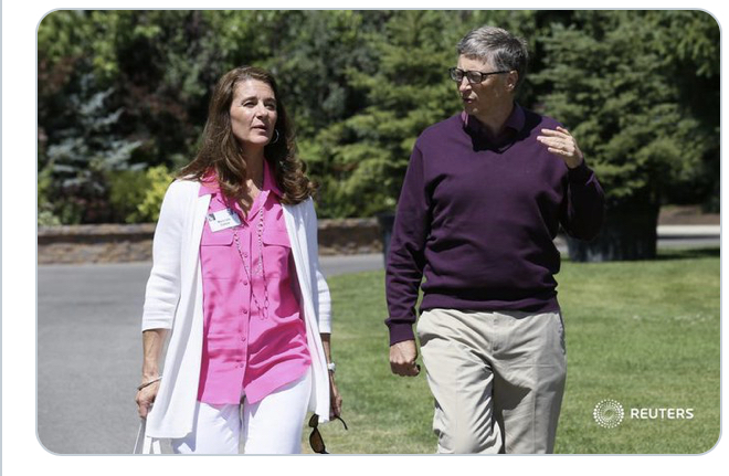 Bill Gates and Wife Melinda Gates are divorcing, After 27 Years In Marriage